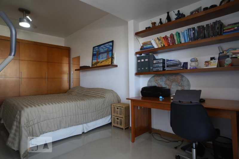 04- Quarto C. - Cobertura 3 quartos à venda Tijuca, Rio de Janeiro - R$ 620.000 - VPCO30039 - 5