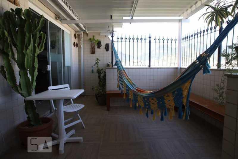14- area externa - Cobertura 3 quartos à venda Tijuca, Rio de Janeiro - R$ 620.000 - VPCO30039 - 15