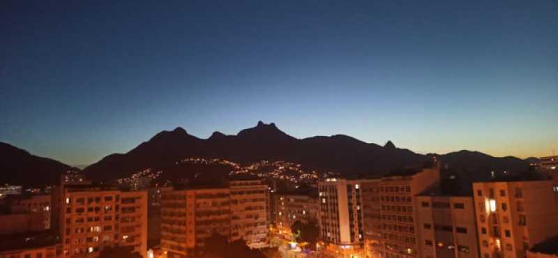 16- vista noite - Cobertura 3 quartos à venda Tijuca, Rio de Janeiro - R$ 620.000 - VPCO30039 - 17