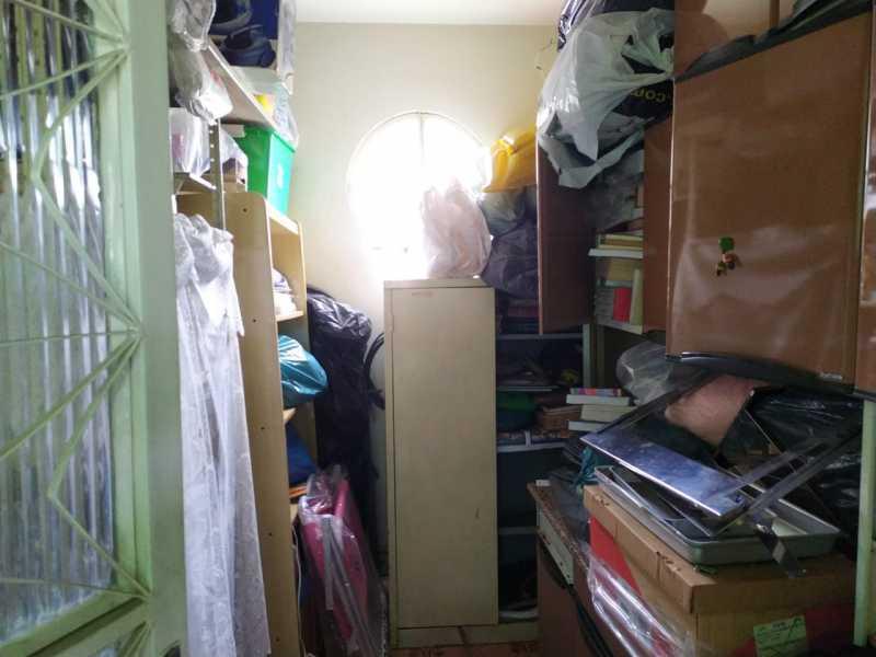 Arrumos no terraço. - Casa à venda Travessa da Brandura,Vila da Penha, Rio de Janeiro - R$ 1.080.000 - VPCA20340 - 26