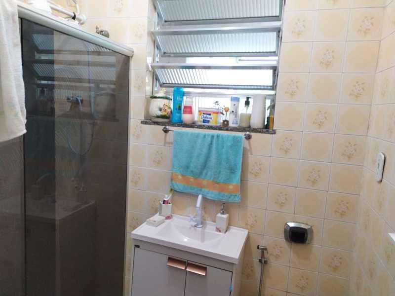 Banheiro social. - Casa à venda Travessa da Brandura,Vila da Penha, Rio de Janeiro - R$ 1.080.000 - VPCA20340 - 10
