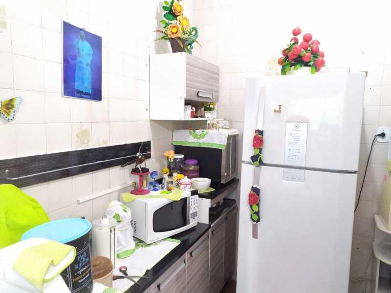 Cozinha... - Casa à venda Travessa da Brandura,Vila da Penha, Rio de Janeiro - R$ 1.080.000 - VPCA20340 - 17