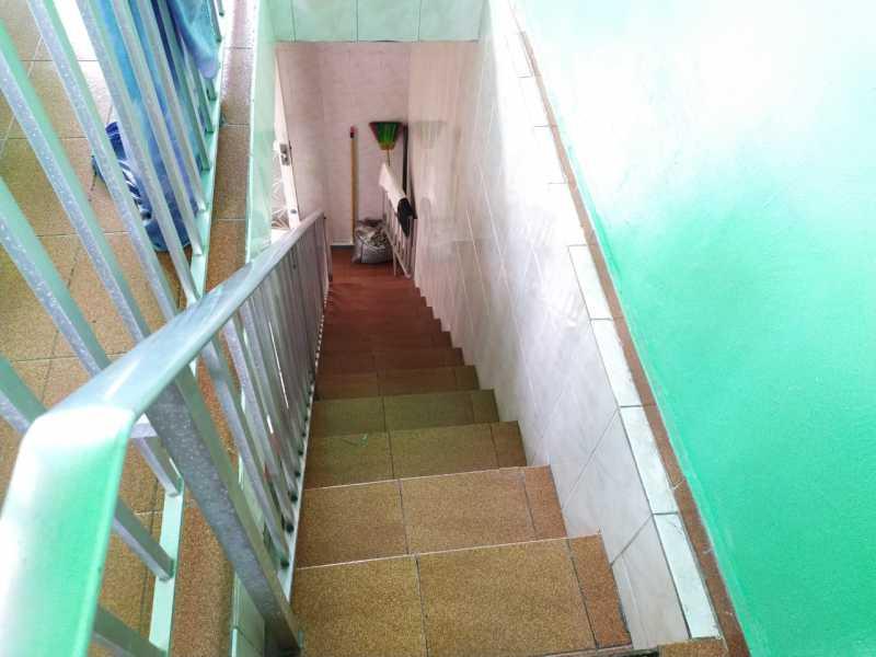 escada para o terraço - Casa à venda Travessa da Brandura,Vila da Penha, Rio de Janeiro - R$ 1.080.000 - VPCA20340 - 20