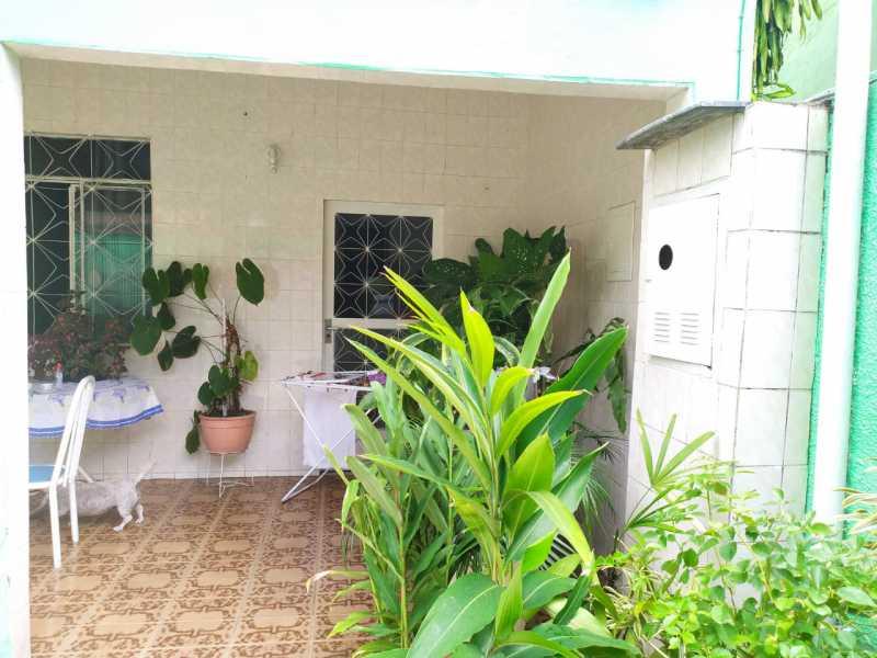 Frente da casa - Casa à venda Travessa da Brandura,Vila da Penha, Rio de Janeiro - R$ 1.080.000 - VPCA20340 - 1