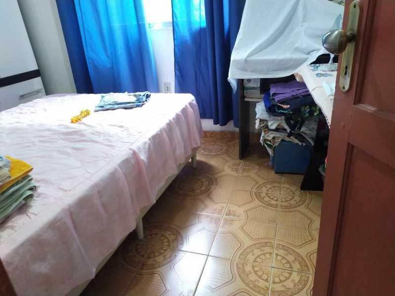 Quarto 1. - Casa à venda Travessa da Brandura,Vila da Penha, Rio de Janeiro - R$ 1.080.000 - VPCA20340 - 8