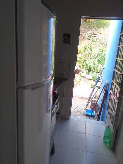 area de lazer - Casa de Vila à venda Rua Amandiu,Irajá, Rio de Janeiro - R$ 95.000 - VPCV10038 - 1