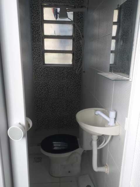 banheiro - Casa de Vila à venda Rua Amandiu,Irajá, Rio de Janeiro - R$ 95.000 - VPCV10038 - 3