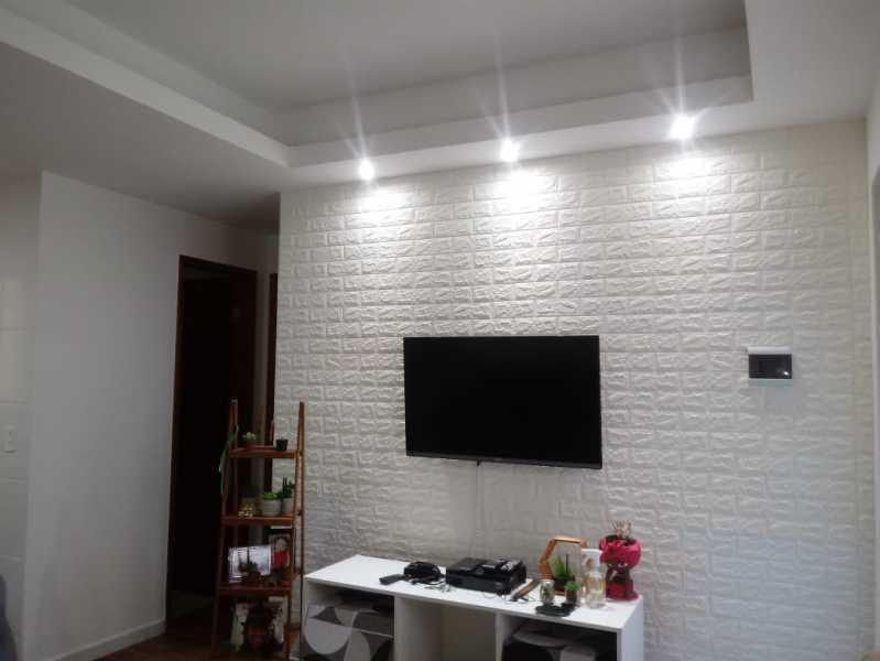 02 - Casa em Condomínio 2 quartos à venda Rocha Miranda, Rio de Janeiro - R$ 220.000 - VPCN20035 - 3
