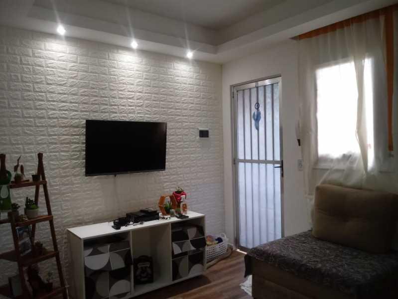 01 - Casa em Condomínio 2 quartos à venda Rocha Miranda, Rio de Janeiro - R$ 220.000 - VPCN20035 - 1