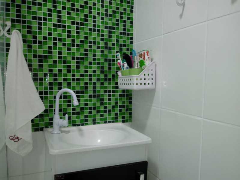 13 - Casa em Condomínio 2 quartos à venda Rocha Miranda, Rio de Janeiro - R$ 220.000 - VPCN20035 - 13