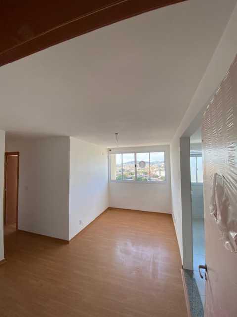 2-sala - Apartamento à venda Estrada do Colégio,Colégio, Rio de Janeiro - R$ 240.000 - VPAP21768 - 3