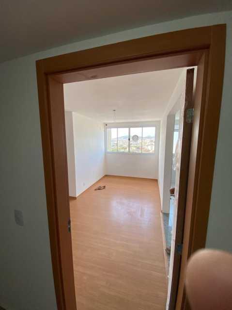 3-sala - Apartamento à venda Estrada do Colégio,Colégio, Rio de Janeiro - R$ 240.000 - VPAP21768 - 4