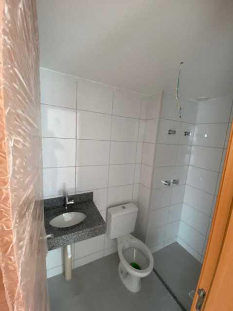 7-banheiro - Apartamento à venda Estrada do Colégio,Colégio, Rio de Janeiro - R$ 240.000 - VPAP21768 - 8