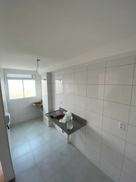 9-cozinha com area de servico - Apartamento à venda Estrada do Colégio,Colégio, Rio de Janeiro - R$ 240.000 - VPAP21768 - 10