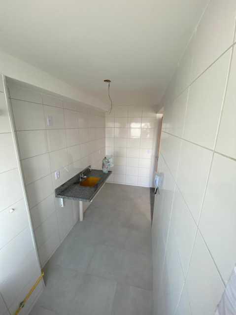 10-cozinha - Apartamento à venda Estrada do Colégio,Colégio, Rio de Janeiro - R$ 240.000 - VPAP21768 - 11