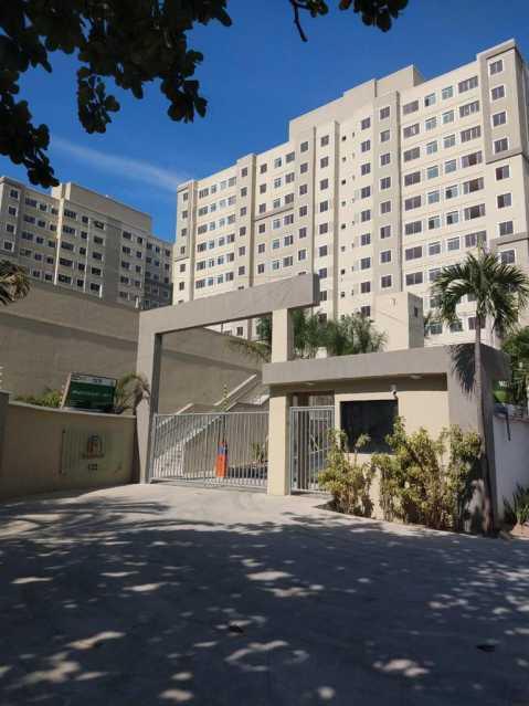 11- fachada - Apartamento à venda Estrada do Colégio,Colégio, Rio de Janeiro - R$ 240.000 - VPAP21768 - 12