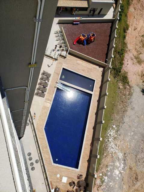 12-piscina - Apartamento à venda Estrada do Colégio,Colégio, Rio de Janeiro - R$ 240.000 - VPAP21768 - 13