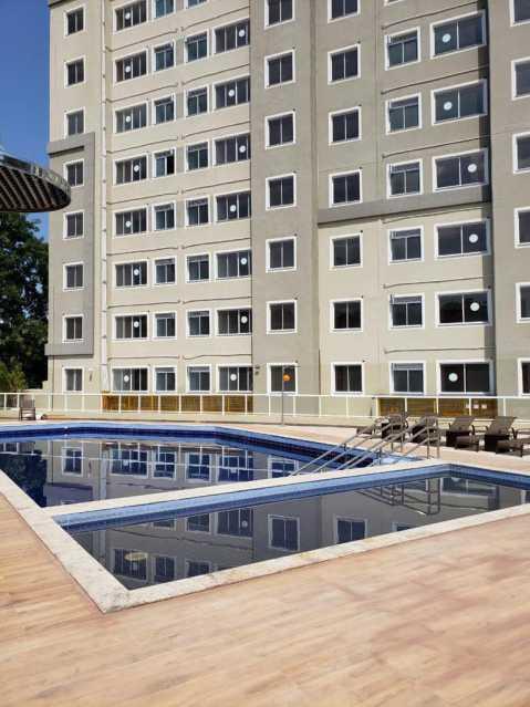 13-piscina - Apartamento à venda Estrada do Colégio,Colégio, Rio de Janeiro - R$ 240.000 - VPAP21768 - 14