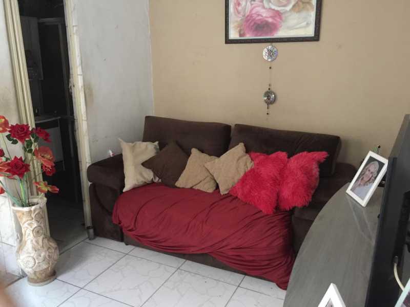 01- Sala - Casa de Vila à venda Rua Aguapé,Parada de Lucas, Rio de Janeiro - R$ 150.000 - VPCV10039 - 1