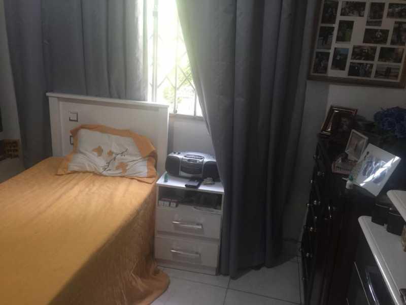 07- Quarto - Casa de Vila à venda Rua Aguapé,Parada de Lucas, Rio de Janeiro - R$ 150.000 - VPCV10039 - 8