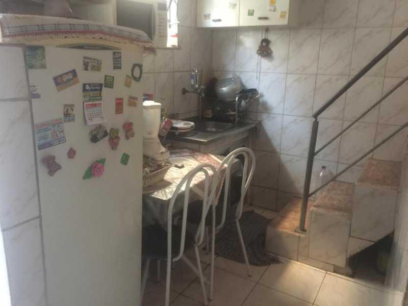 11- Cozinha - Casa de Vila à venda Rua Aguapé,Parada de Lucas, Rio de Janeiro - R$ 150.000 - VPCV10039 - 12