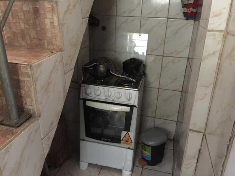 13- cozinha - Casa de Vila à venda Rua Aguapé,Parada de Lucas, Rio de Janeiro - R$ 150.000 - VPCV10039 - 14