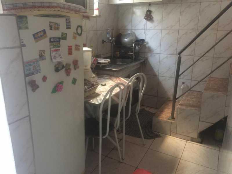 14- cozinha - Casa de Vila à venda Rua Aguapé,Parada de Lucas, Rio de Janeiro - R$ 150.000 - VPCV10039 - 15