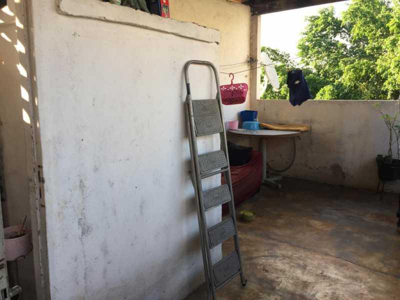 15- terraço - Casa de Vila à venda Rua Aguapé,Parada de Lucas, Rio de Janeiro - R$ 150.000 - VPCV10039 - 16