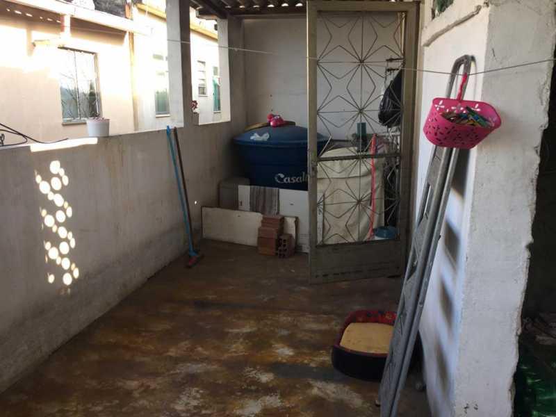 16- terraço - Casa de Vila à venda Rua Aguapé,Parada de Lucas, Rio de Janeiro - R$ 150.000 - VPCV10039 - 17