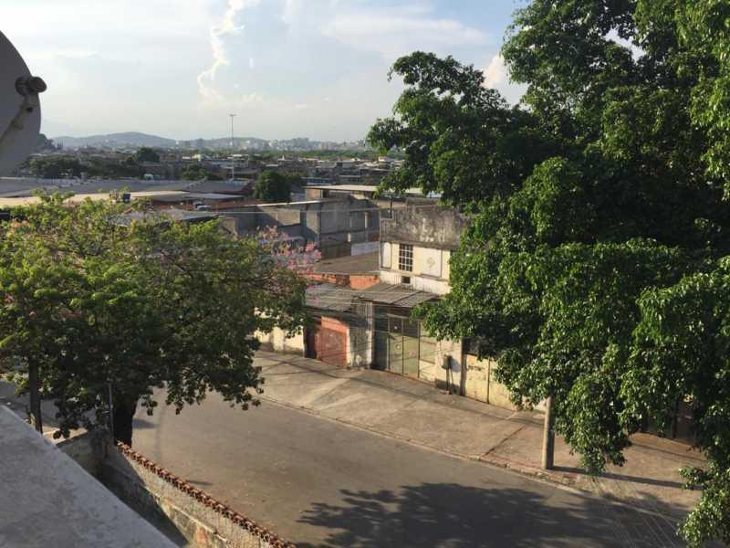 19- terraço - Casa de Vila à venda Rua Aguapé,Parada de Lucas, Rio de Janeiro - R$ 150.000 - VPCV10039 - 20