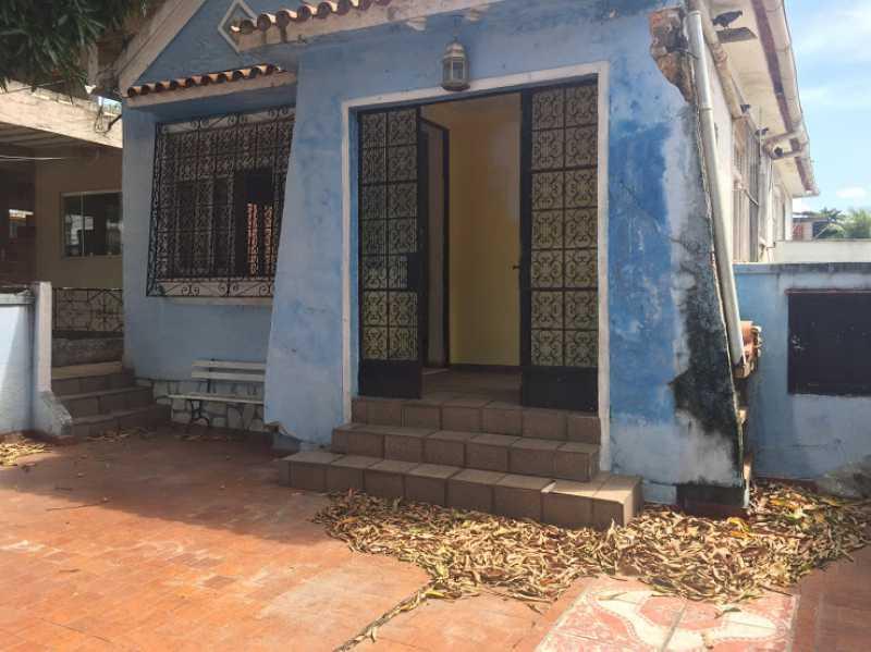 01-vFachada - Casa à venda Rua Cupertino,Quintino Bocaiúva, Rio de Janeiro - R$ 700.000 - VPCA40079 - 1
