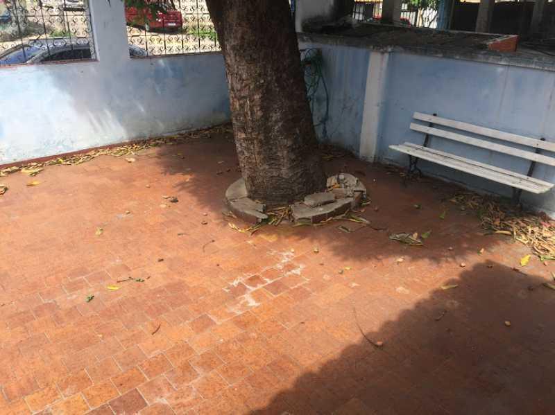02-Quintal frente - Casa à venda Rua Cupertino,Quintino Bocaiúva, Rio de Janeiro - R$ 700.000 - VPCA40079 - 3