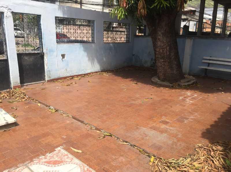 03-Quintal - Casa à venda Rua Cupertino,Quintino Bocaiúva, Rio de Janeiro - R$ 700.000 - VPCA40079 - 4
