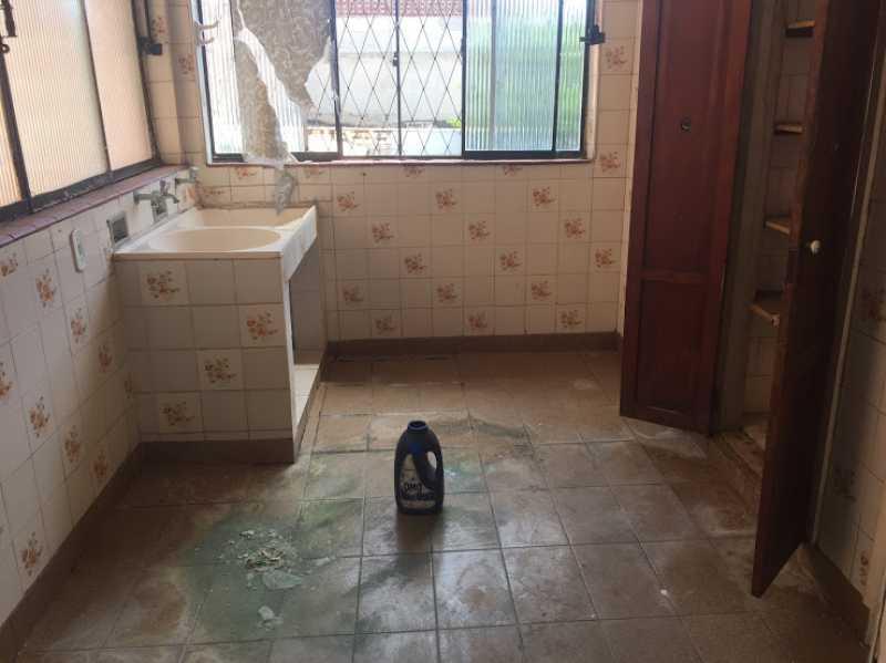 22- area - Casa à venda Rua Cupertino,Quintino Bocaiúva, Rio de Janeiro - R$ 700.000 - VPCA40079 - 23