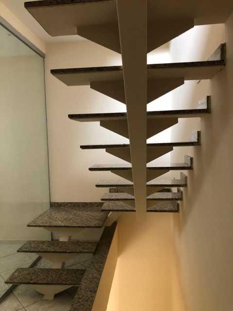 Acesso  segundoar ... - Casa à venda Rua São João Gualberto,Vila da Penha, Rio de Janeiro - R$ 490.000 - VPCA20358 - 14