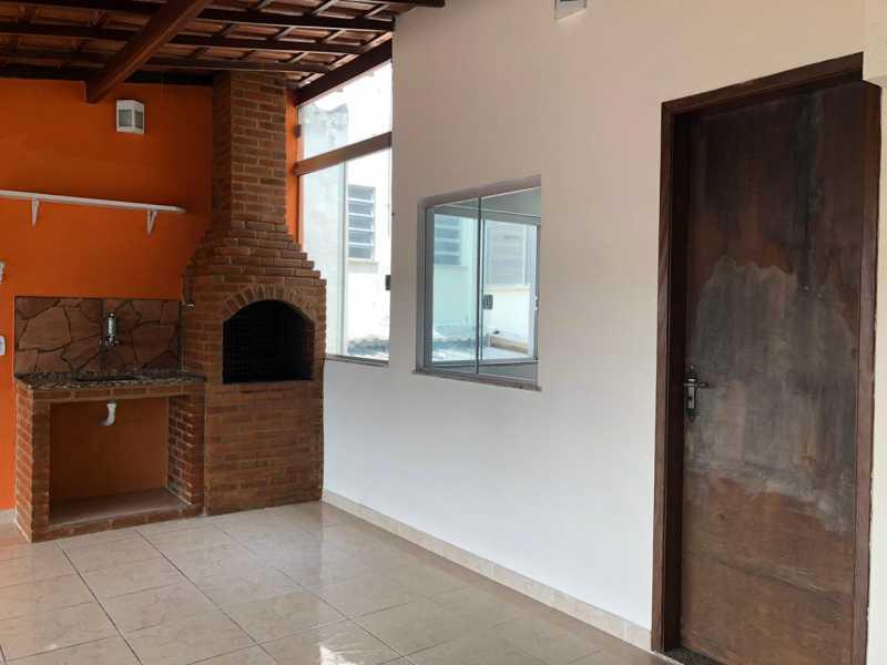 Churrasqueira - Casa à venda Rua São João Gualberto,Vila da Penha, Rio de Janeiro - R$ 490.000 - VPCA20358 - 15