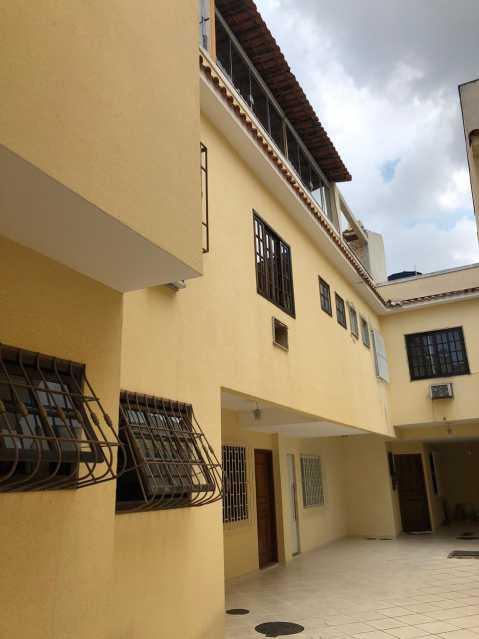 Vista interna condominio - Casa à venda Rua São João Gualberto,Vila da Penha, Rio de Janeiro - R$ 490.000 - VPCA20358 - 19
