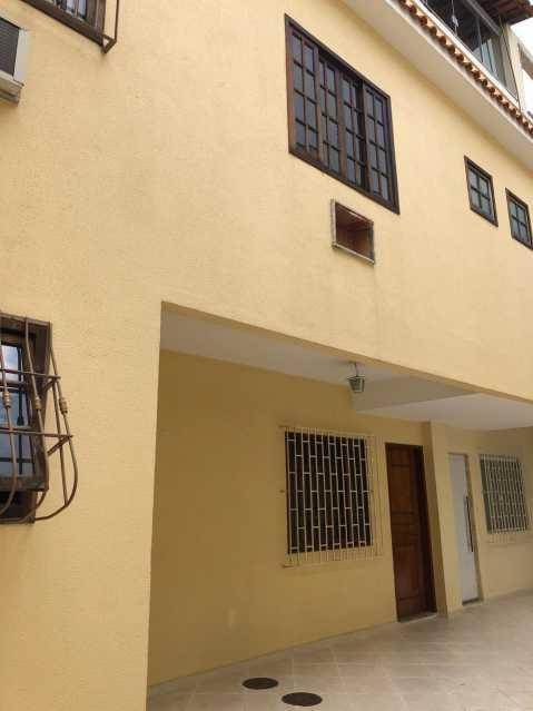 Vista Lateral imovel - Casa à venda Rua São João Gualberto,Vila da Penha, Rio de Janeiro - R$ 490.000 - VPCA20358 - 18