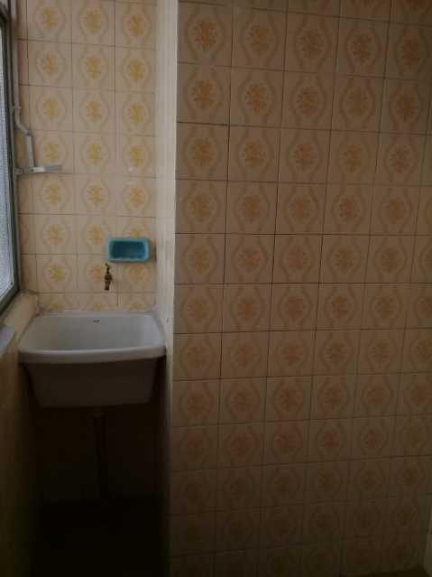 Área de serviço. - Apartamento à venda Avenida Marechal Rondon,Engenho Novo, Rio de Janeiro - R$ 220.000 - VPAP21769 - 20