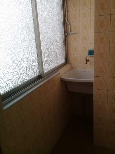 Área de serviço - Apartamento à venda Avenida Marechal Rondon,Engenho Novo, Rio de Janeiro - R$ 220.000 - VPAP21769 - 21