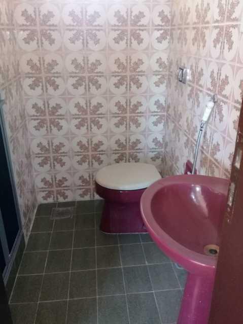 Banheiro social - Apartamento à venda Avenida Marechal Rondon,Engenho Novo, Rio de Janeiro - R$ 220.000 - VPAP21769 - 11