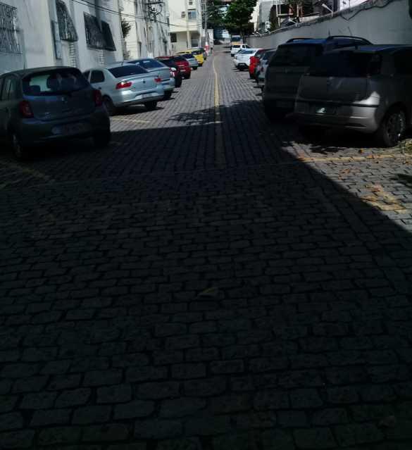 Garagem - Apartamento à venda Avenida Marechal Rondon,Engenho Novo, Rio de Janeiro - R$ 220.000 - VPAP21769 - 22