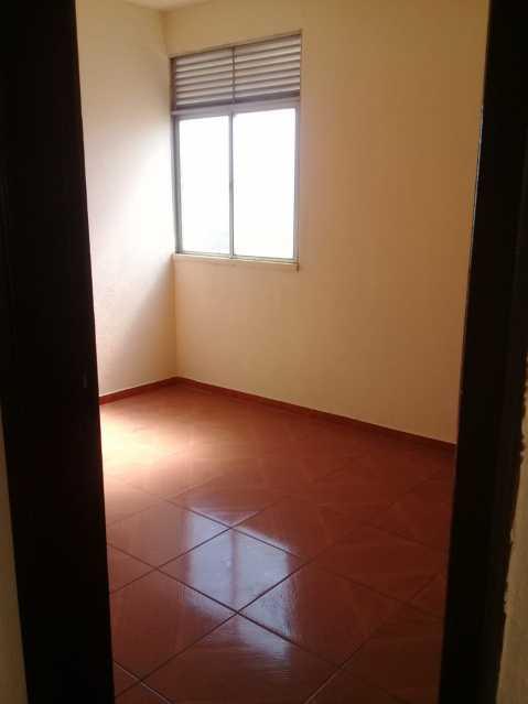 Quarto 1 - Apartamento à venda Avenida Marechal Rondon,Engenho Novo, Rio de Janeiro - R$ 220.000 - VPAP21769 - 7