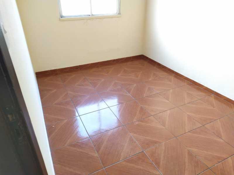 Quarto 2. - Apartamento à venda Avenida Marechal Rondon,Engenho Novo, Rio de Janeiro - R$ 220.000 - VPAP21769 - 12