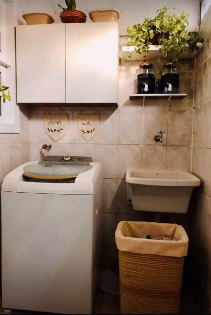 Área de lavanderia - Casa em Condomínio à venda Rua Guandu Mirim,Campo Grande, Rio de Janeiro - R$ 220.000 - VPCN20036 - 22