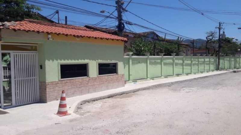 Condomínio - Casa em Condomínio à venda Rua Guandu Mirim,Campo Grande, Rio de Janeiro - R$ 220.000 - VPCN20036 - 24