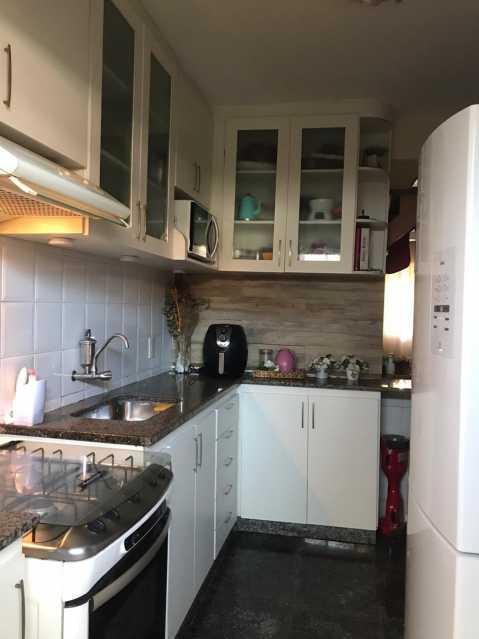 Cozinha. - Casa em Condomínio à venda Rua Guandu Mirim,Campo Grande, Rio de Janeiro - R$ 220.000 - VPCN20036 - 9
