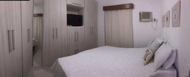 Quarto 1 - Casa em Condomínio à venda Rua Guandu Mirim,Campo Grande, Rio de Janeiro - R$ 220.000 - VPCN20036 - 14
