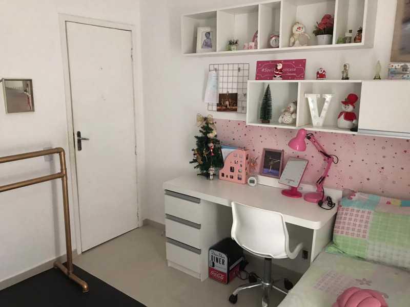 Quarto 2. - Casa em Condomínio à venda Rua Guandu Mirim,Campo Grande, Rio de Janeiro - R$ 220.000 - VPCN20036 - 21