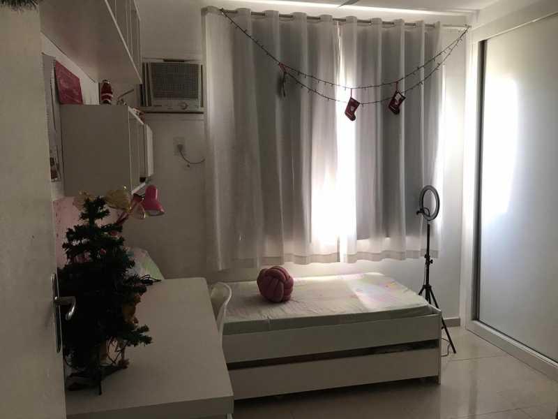 Quarto 2 - Casa em Condomínio à venda Rua Guandu Mirim,Campo Grande, Rio de Janeiro - R$ 220.000 - VPCN20036 - 18
